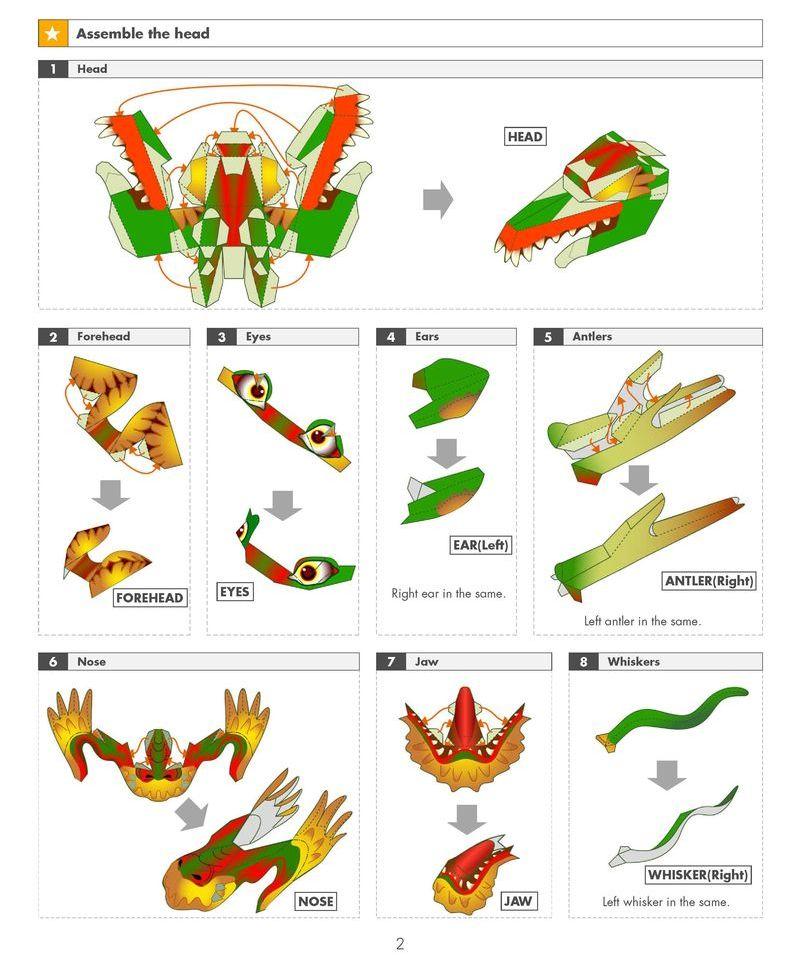 Поделки драконов своими руками
